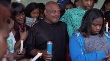 IMAGES: Vigil remembers Zebulon mother killed in Memorial Day wreck