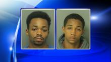 IMAGES: Apex police arrest two linked to Raleigh shooting