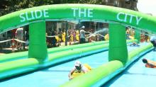 IMAGES: Photos: Slide the City 2016