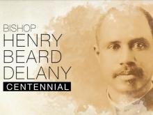 Bishop Henry B. Delany