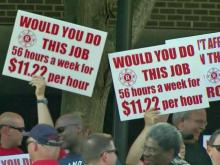 Firefighters, police unhappy with proposed pay increase