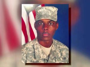 Army Private First Class Zachary Fuller was one of nine soldiers who died at Fort Hood on June 2 when their tactical vehicle overturned during severe flooding.