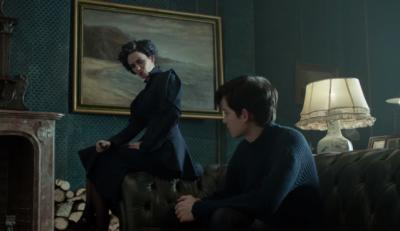 """Just when you thought Tim Burton couldn't get any weirder, the latest trailer for """"Miss Peregrine's Home for Peculiar Children"""" was released. (Deseret Photo)"""