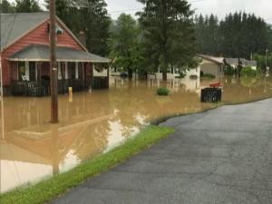 A group of Cary volunteers were in one of the worst hit counties in West Virginia when flooding that killed 23 and destroyed more than 100 homes started this week.