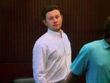 American Idol winner Scotty McCreery was in court on Tuesday to hear the sentencing of a man who pleaded guilty to a 2014 armed robbery and home invasion involving the musician.
