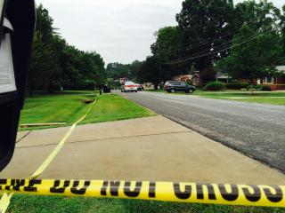 The Wake County Sheriff's Office is investigating a shooting that sent one man to the hospital Tuesday afternoon.