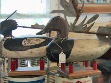 Art of decoy carving disappearing on Ocracoke Island