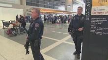 US airports tighten security following Turkey terrorist attacks