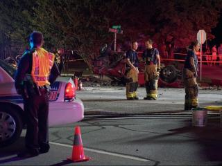 Four people were killed and four others were injured in a Fayetteville wreck that Police Chief Harold Medlock referred to as the worst crash he has seen in his career.