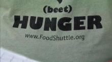 IMAGE: Hungry for more: Food shuttle founder to continue work after retirement
