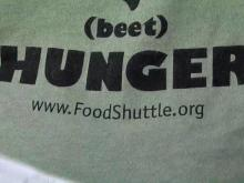 Food shuttle founder will continue fight against hunger after retirement