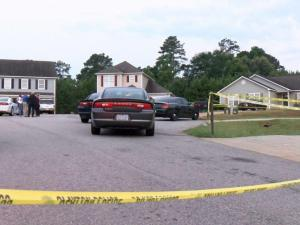 Clayton authorities are investigating a homicide on Saturday after a man was shot to death inside his home.
