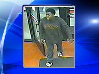 Authorities said that the man entered a Circle K store at 2400 Spring Forest Road at about 12:15 a.m. on June 20 and displayed a handgun while taking cash from the register.