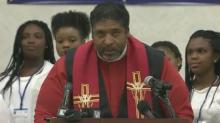 IMAGE: NC NAACP: 'Violence cannot lead us forward'
