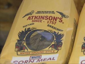 A milling company in Johnston County has been around for more than 250 years and is known for it's Cornbread Man.