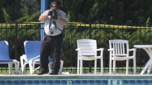 IMAGES: Police: Woman, 66, found dead in Morrisville pool