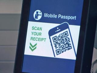 """The app, called the """"Mobile Passport"""", will replace the customs declaration card. RDU is the 15th U.S. airport to implement the technology."""