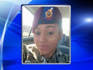 Army Spc. Iris Armstrong