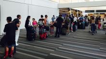 IMAGES: Southwest Airlines systems outage causes delays at RDU