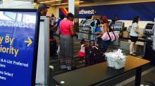 Southwest Airlines delays at RDU