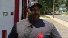 IMAGE: Raleigh firefighter works several jobs, uses Medicaid to make ends meet