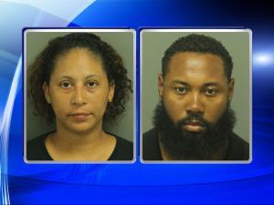 Shatuana Nicole McGee, 42, and Verrone Nicosia O'Neal, 36.