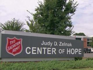 Salvation Army Center of Hope