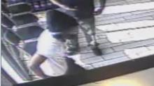 IMAGES: Police seeking suspects in Fayetteville pizza store robbery