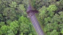 Durham sinkhole