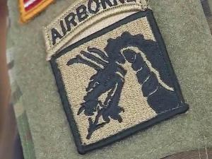 18th Airborne patch