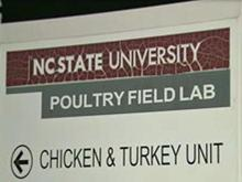 NCSU Poultry Science Lab