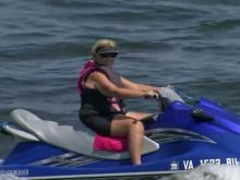 'Aqua Babes' take to the water on Lake Gaston