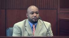 Kelvin Ballentine in court