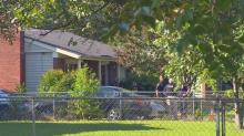 Man shot trying to drive into Fayetteville home
