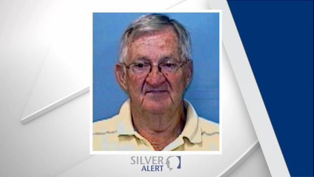 Billy Van Stanley, 81, was last seen Wednesday afternoon at 5634 Quail Ridge Drive.