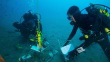 IMAGE: UNC researchers study impact of sound underwater
