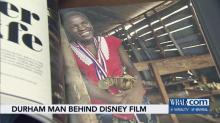 Disney movie magic comes to life for Durham man