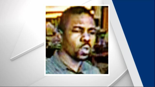 Authorities said that the man touched the back of the women's leg underneath her skirt while she was shopping at a department store at 8361 Brier Creek Parkway.
