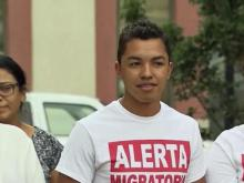 Teen describes journey from Honduras to immigration detention center
