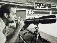 Baseball pictures were in the cards for Nash County photographer