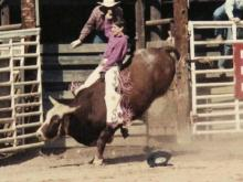 Bull rider lives his dream following tragic accident