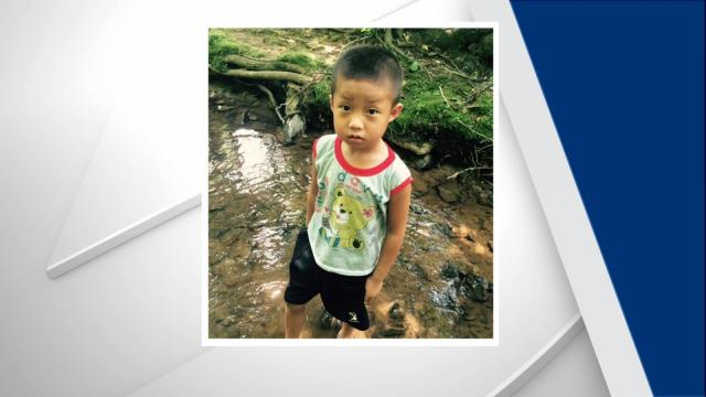 Chapel Hill police were searching Wednesday morning for a missing 5-year-old boy last seen in the area of Seawell Elementary School. Moo Gay Ler Wah has dark brown eyes and dark hair, and he was last seen wearing a blue shirt, police said.