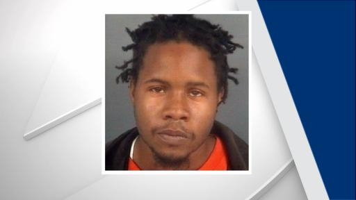 Darrell Hinton was arrested Wednesday afternoon and charged with first-degree murder.