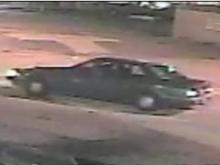 Fayetteville police are trying to locate the car used by a man suspected of raping a woman on Shaw Road on Aug. 29, 2016.