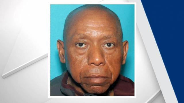 Authorities issued a Silver Alert Sunday morning for Tommy Eugene Atwater, a Durham man who is believed to be suffering from dementia or other cognitive impairment.
