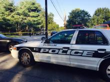 Durham police were investigating Thursday afternoon after three people were found with gunshot wounds within less than 10 minutes.