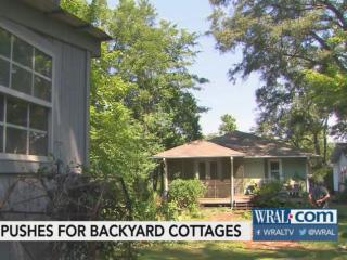 Mordecai residents hope Raleigh will allow 'backyard cottages'