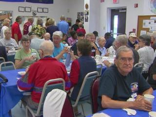 Ahead of 9/11 anniversary, veterans come together in Durham for special luncheon