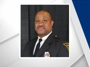 Anthony Kelly, interim police chief of the Fayetteville Police Department.
