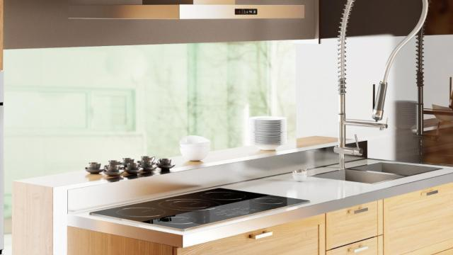 By carefully outfitting your kitchen, your appliances can be safer, more efficient and give you versatility and precision as a home chef.